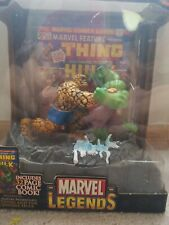 Marvel Legends Masterworks Hulk Versus Thing Statue feature 11