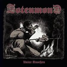 TOTENMOND - Unter Knochen - CD+DVD - 200403