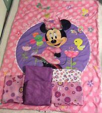 Disney Minnie Mouse Toddler Bedding