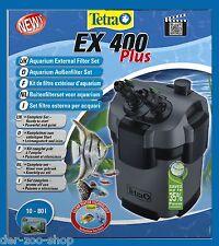 Pumpe AußenfilterTetra tec  EX 400 Plus  SET  Filter Wasser 24 Std. Versand
