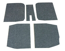 MK1 GOLF CABRIO Under carpet sound deadening Kit, Mk1 Golf - 171863919