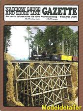 Narrow Gauge Gazette Sept.2009 Cananea Copper Shay Georgetown Pro Patria Mill