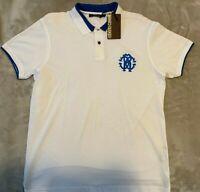 Roberto Cavalli Polo T-shirt Size XXL Brand New 2020