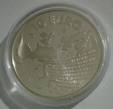 10 Euro 2004 PP Gedenkmünze SPANIEN - EU - ERWEITERUNG Juan Carlos