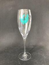 """Dom Perignon champagne vetro """"Andy Warhol"""" Edition BICCHIERI TURCHESE NUOVO OVP"""