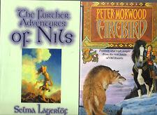 tpb lot FIREBIRD OLD RUSSIA Peter Morwood FURTHER ADVENTURES NILS Selma Lagerlof