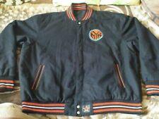 Rare Nba Jacket Vintage - New York Knicks Reversible Size Xxl