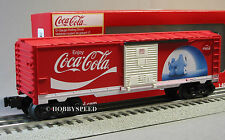 LIONEL COCA COLA POLAR BEAR BOXCAR  train coke soda MADE IN USA 6-39361 NEW
