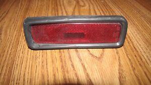 92-98 TRACKER SIDEKICK REAR SIDE MARKER LIGHT LH OEM DRIVER