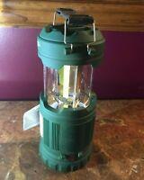 NEBO Tools 6555 Poppy 300 Lumen LED Lantern 120 Lumen Led Spot Light Green