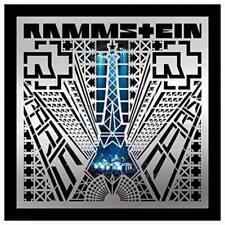 RAMMSTEIN Paris 2CD Digipack 2017 Lindemann Kruspe Flake Live * NEW