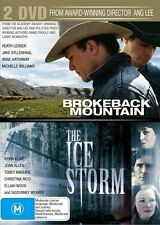 The Brokeback Mountain / Ice Storm (DVD, 2007, 2-Disc Set but ONLY ONE DISC)