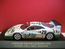 IXO #FER010 FERRARI F40 #29 TOTIP Le Mans 1994