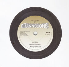 """BARRY BROWN - FAR EAST - CHANNEL ONE GOLD -CLASSIC ROOTS 10""""  hear"""