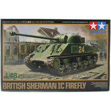 Tamiya 32532 British Sherman IC Firefly Tank Model Kit (Scale 1:48)