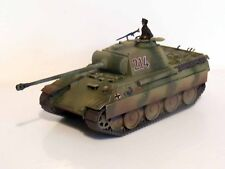 28mm Bolt Action Chain Of Command German Panther Tank Painted & Weathered R2