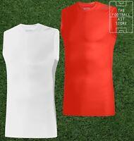 adidas Techfit Chill Sleeveless Shirt - Base layer / Compression Vest -All Sizes