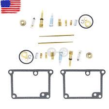 2 x Carburetor Rebuild Repair Kit Set For Yamaha Banshee 350 YFZ350 88-06 Carb