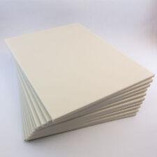 "10 Pieces 8""x10"" Vanilla Candlestone Solid Surface Material - Compare to Corian"