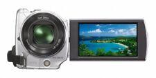 Sony Handycam DCR-SR68 (Silver, grey) Like New Condition