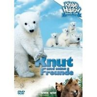 KNUT UND SEINE FREUNDE - DVD NEUWARE KNUT ( (EISBÄR)),THOMAS DÖRFLEIN ( (PFLEGER