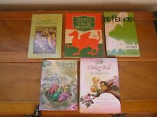 Mixed Lot of PETER PAN The Last of the Welsh Dragons CELTIC FAIRY TALES Tinker