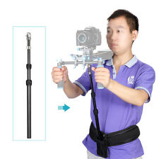 Neewer DSLR Rig Support Rod/Belt fit Shoulder Mount Video  Camera DV/DSLR