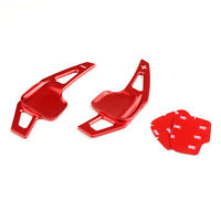 Voiture Steering Volant Shift Pagaie Shifter Pour Bmw 3 5 Series F10 F30 Rouge