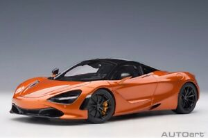 76074 AUTOart 1:18 McLaren 720S Metallic Orange