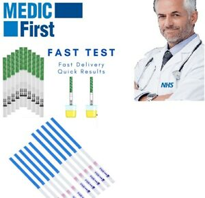 Ovulation and Pregnancy Test Strips Ultra Early Home Urine Tests Kit