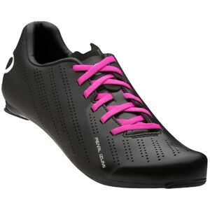 Pearl izumi Women's Sugar Road Cycling Shoes Pink / Black 40.5 9