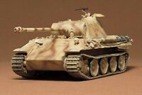 35065 Tamiya German Panther Med. Tank 1/35th Plastic Kit 1/35 Military