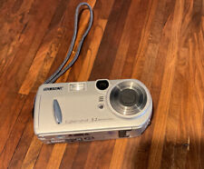 Sony Cyber-shot DSC-P72 3.2MP Digital Camera~Nr Mint~Silver~   #A33
