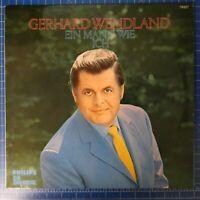 Gerhard Wendland Ein Mann wie ich Philips 79527  LP-1355