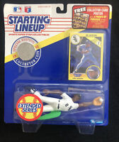 1991 STARTING LINEUP SLU MLB BO JACKSON WHITE SOX EXTENDED New Sealed