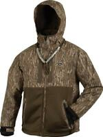 Drake Waterfowl DW4370, LST Heavyweight Eqwader™ Deluxe Full Zip Bottomland
