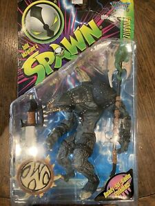 mcfarlane spawn action figure 1996 Vandalizer Series 5