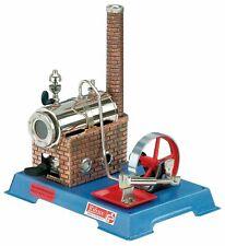 Máquina de vapor D 6 estacionario Wilesco