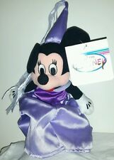 PRINCESS MINNIE PLUSH DISNEY STORE 25Cm. - Mickey Mouse Peluche Topolino Toy