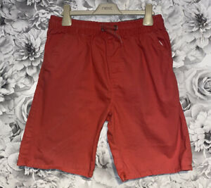 Boys Age 13-14 Years - Pull On Shorts From George