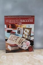 Stampin Up! August 2006 Stampin' Success Magazine FREE SHIP!