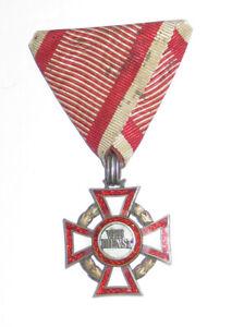 Original World War 1 Austrian Military Merit Cross