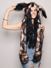 NWT SpiritHoods Limited Edition Bunny Rabbit Spirit Hood