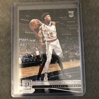 Cam Reddish 2019-20 Panini Chronicles Rookie Card RC Atlanta Hawks #132 Base