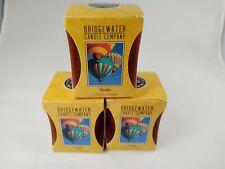 Bridgewater Soar Votives -  lot 3 - scented wax New - free US ship