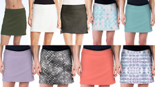 ASSORTED NEW Colorado Clothing Everyday Tranquility Skirt Skort FREE SHIP XS-XXL