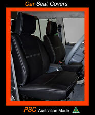 HOLDEN COLORADO Front full-back pocket + Rear Premium Neoprene