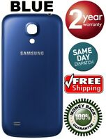 Replacement For Samsung Galaxy S4 BLUE Battery Back Door Cover i9500 i9505 i337
