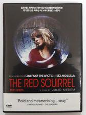 The Red Squirrel, La Ardilla Roja (1993 - Julio Medem, Emma Suarez) DVD NEW