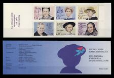 Finland #11  Sc#895A 1992 ($6.00 usd)  MNH  Booklet